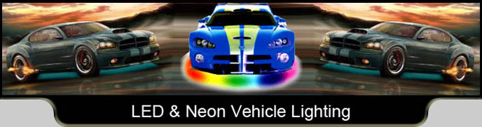 Underbody Lighting Kits-LED Neon Automobile Lights-Vehicle Lighting Systems