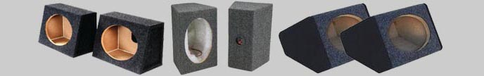 small speaker boxes
