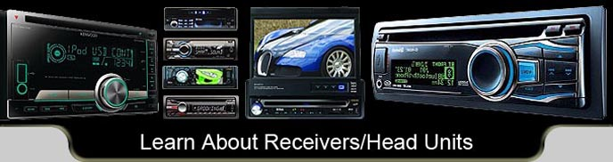 Receivers Head Units